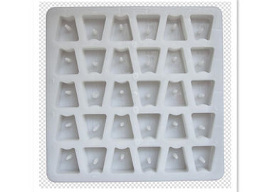 China Reusable Concrete Spacer Molds Cement Block Mold Stamping Resistance Durable supplier