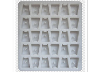 China Higher Strength Concrete Spacer Molds PP Material Reusable Long Service Life supplier